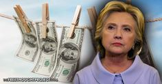 """A senator just went public on how the Clinton Foundation is """"one of the largest money laundering and influence peddling operations in the world."""""""