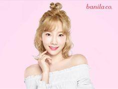 161013 Banila Co. x IPHORIA SNSD Taeyeon