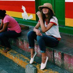«NEW on NATALIEOFFDUTY.COM | taking on #Nicaragua with @truereligion »