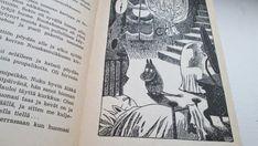 Luetut, lukemattomat: Muumikirjat ja minä -haaste