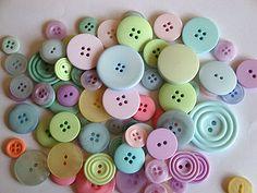 button pastels . . .