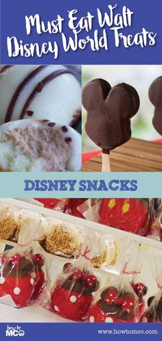 A key part of any Disney World vacation is the treats it serves. Planning out your treat purchases is a vital part of planning if your stomach rules your world like mine does.