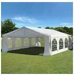 Peaktop 32 X16 Heavy Duty Party Tent Wedding Gazebo Canopy With Carry Bags Ebay Tents For Parties Heavy Du In 2020 Party Tent Wedding Gazebo Wedding Party Tent