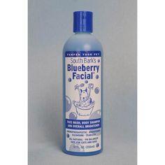 South Bark Blueberry Facial Dog Shampoo - Large Product Image
