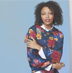 Floral Scarf, Lucky Brand
