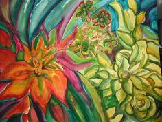 original art >> watercolor --> http://sharonfosterart.etsy.com