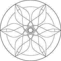 Kostenlose Mandala Vorlagen 4375  32 ausmalbilder kostenlos