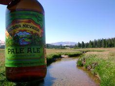 Why not have a Sierra Nevada while #hiking Sierra Nevada