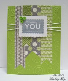 You Make Me Smile by bearpaw - Cards and Paper Crafts at Splitcoaststampers
