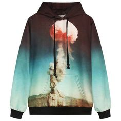 Art Print Pullover Hoodies, Many Patterns Available