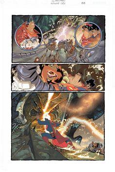 Infinite City, pg88 alternate by CarlosMeglia on deviantART