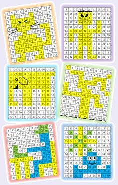 Multiplication through play Math 5, Multiplication And Division, Math Tables, Table Games, Happy Home Fairy, Montessori Math, Cycle 3, Math For Kids, Math Worksheets