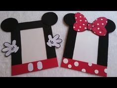 Discover recipes, home ideas, style inspiration and other ideas to try. Mickey E Minnie Mouse, Mickey Mouse Crafts, Theme Mickey, Minnie Mouse Birthday Decorations, Mickey Party, Mickey Mouse Birthday, Disney Diy Crafts, Kids Crafts, Toddler Crafts