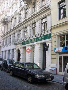 Dick Mack's - Wien Car Rental
