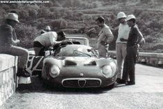 Alfa at Targa Florio 33 periscopica