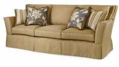 Shop for Century Furniture Allure Sofa, and other Living Room Sofas at Woodbridge Interiors in San Diego, CA. Living Room Sofa, Living Room Furniture, Home Furniture, Furniture Design, Living Rooms, Home Wallpaper, Cushions On Sofa, Sofas, Couches