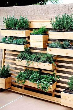 41 DIY Creative Vertical Garden Wall Planter Boxes Ideas is part of Small backyard gardens - 41 DIY Creative Vertical Garden Wall Planter Boxes Ideas Small Backyard Gardens, Backyard Garden Design, Small Backyard Landscaping, Backyard Patio, Outdoor Gardens, Landscaping Ideas, Small Backyards, Backyard Designs, Patio Ideas