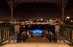 The Yeatman, Oporto | via El Hedonista | 29/04/2015 Las mejores vistas de la ciudad se contemplan desde este hotel. Y en su bar inglés o en su terraza, un trago sabe mejor. #Portugal