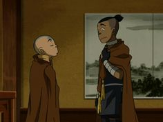 I need this in my life, Aang and  Sokka