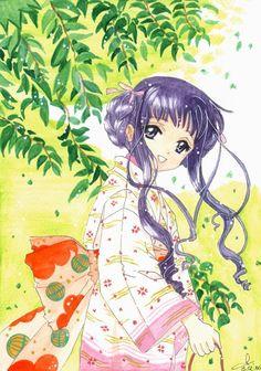 Cardcaptor Sakura - Tomoyo Daidouji