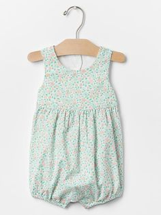 Floral bubble one-piece Product Image