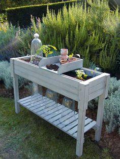 Schöne und hilfreiche Gartenideen