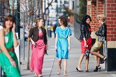 bridesmaids how to repurpose the dress for day to day use! love this