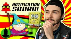 What is the BEST Cartoon Video Game of ALL TIME?! Notification Squad S2 E4!
