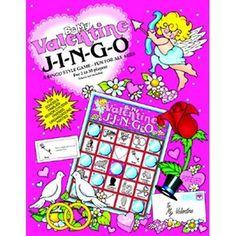 valentine jingo game
