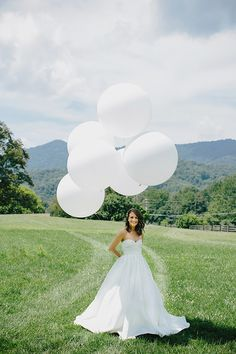 Tutorial: ¡Fabrica un globo GIGANTE para tu boda! – Quiero una boda perfecta