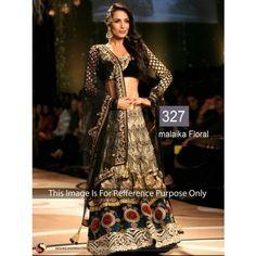 Color : black Collection : Bollywood Replica Lehenga Fabric : Banarasi Blouse Fabric : Raw Silk & Banarasi Dupatta Fabric : Net Inner Fabric : Satin Work : Embroidered Work Season : Any Weight : 2 Kg 4789