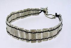 ladder bracelet, kathy van kleeck