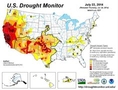 NASA Made An Underground Water Map To See Just How Bad The Drought Is