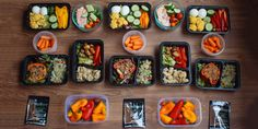 If you've fallen into a meal prep rut, it's time to try something new, like these tasty recipes for the 21 Day Fix 1,500-1,800 calorie level with a grocery list.