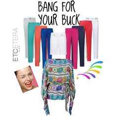 """""""Etcetera: Bang for you Buck"""" by etcetera-nyc on Polyvore"""