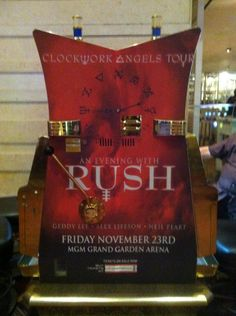 Rush Slots MGM Grand Courtesy Fred Detter ~FB