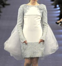 Chanel Haute Couture SS12