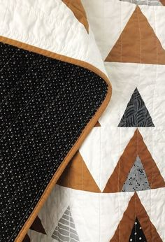 Modern Quilts Made to be Used and Loved by ShaShaLaRue Minimalist Nursery, Modern Minimalist, Quilting Projects, Quilting Designs, Boys Quilt Patterns, Modern Quilt Patterns, Owl Patterns, Baby Boy Quilts, Fall Quilts
