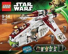 LEGO 75021 Star Wars Republic Gunship   sofort lieferbar NEU+OVP