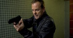 Will Kiefer Sutherland Return as Jack Bauer in '24: Legacy'? -- Kiefer Sutherland, who recently signed on to produce '24: Legacy', teases that the script is great, and that Jack Bauer could show up at some point. -- http://movieweb.com/24-legacy-kiefer-sutherland-jack-bauer-return/