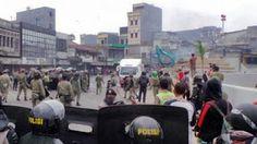 Il Pollaio delle News: Sgombero violento dei poveri a Kampung Pulo