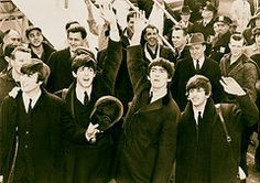 The Beatles Featured Images - The Beatles Land in America - 1964  by Mountain Dreams