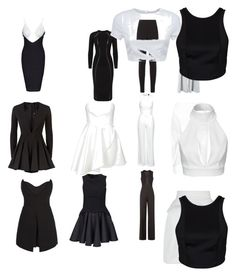 """""""Untitled #2765"""" by luciana-boneca on Polyvore featuring AQ/AQ"""