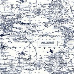 Reserved for tarao 2 yards of world map fabric panel with old air traffic premier navy by premier prints drapery fabric sw35121 fabric by the gumiabroncs Gallery