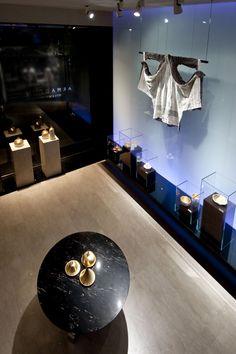 #Armaggan, Store, Nisantasi, Istanbul, Toner Mimarlik, Architects, Interior Design, Retail, Architecture  Like, pin, Share :-)