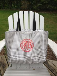 Extra Large Tote/ Waterproof Beach Bag / Waterproof Tote Bag ...