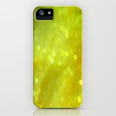 Sunny Sparkle iPhone & iPod Case by TheseRmyDesigns