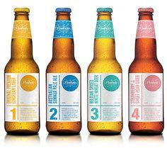 Packaging design beer bottle labels beer bottles and boxes packaging examples brewing beer packaging Ideas Beverage Packaging, Bottle Packaging, Bottle Labels, Beer Bottles, Coffee Packaging, Wine Labels, Food Packaging, Design Da Garrafa, Packaging