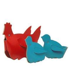 Leather Origami Animals 5