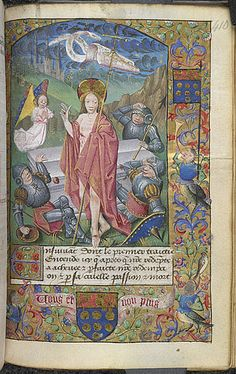The Master of Jacques de Luxembourg (fl. in Paris, c. 1460-1470) is named after the original owner of a book of hours for Poitiers use (Los ...http://www.bl.uk/catalogues/illuminatedmanuscripts